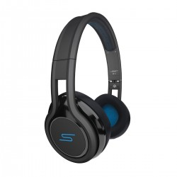 SMS Audio Street by 50 On Ear Black
