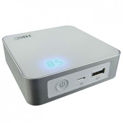 HKC POWERBANK V5 SILVER