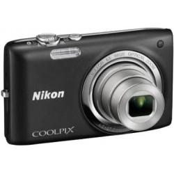 Nikon Coolpix S2750 noir