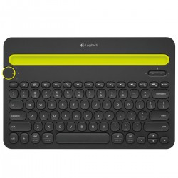 Logitech Multi-Device Keyboard K480 Noir
