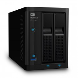 WD My Cloud EX2100 (sans disque)