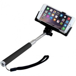 Halterrego perche selfie Bluetooth 22-110 cm