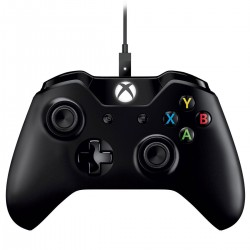 Microsoft Xbox One Wireless Controller + Cable for Windows
