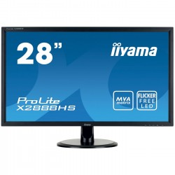 "iiyama ProLite X2888HS-B1 LED 28"""