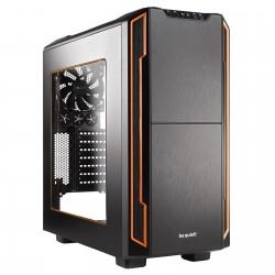 Be Quiet! Silent Base 600 Window (Orange)