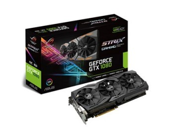ASUS ROG STRIX GeForce GTX 1080 - 8 GB