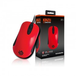 SteelSeries Kinzu v3 (rouge)
