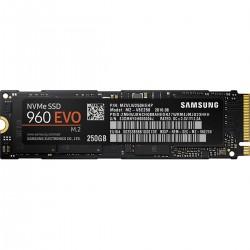 Samsung SSD 960 EVO M.2 PCIe NVMe 250 Go
