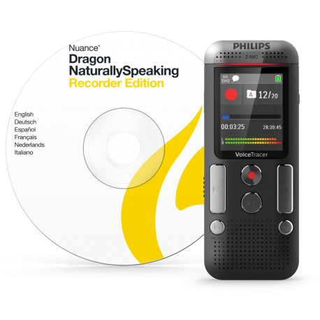 Philips DVT2710 + Dragon Naturally Speaking