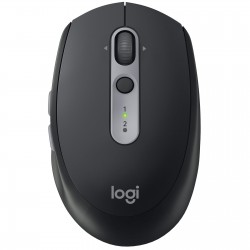 Logitech Wireless Mouse M590 Multi-Device Silent Graphite