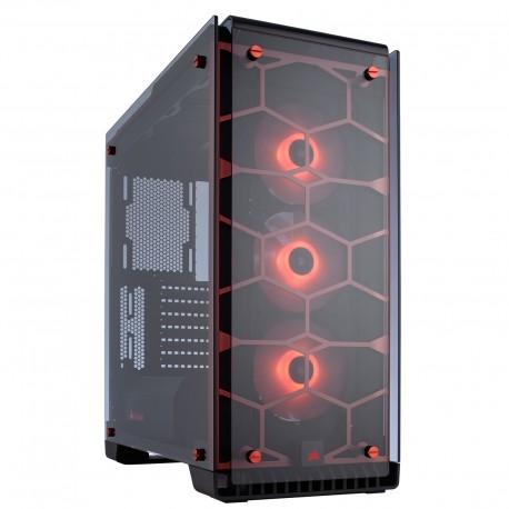 Corsair Crystal 570X Red RGB