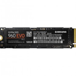 Samsung SSD 960 EVO M.2 PCIe NVMe 500 Go
