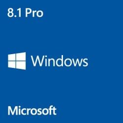 Microsoft Windows 8.1 Professionnel 64 bits OEM