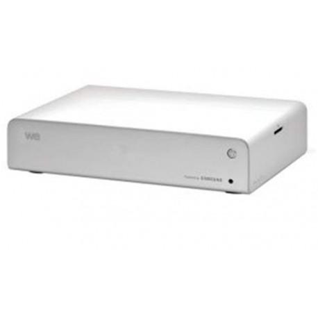 WE WE1048 Disque Dur Multimédia Externe 3,5'' 2000 Go USB 2.0 Blanc