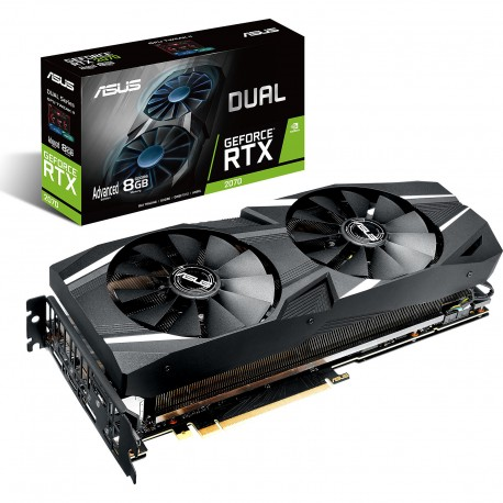 ASUS GeForce RTX 2070 - DUAL-RTX2070-A8G
