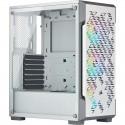 Corsair iCUE 220T RGB Airflow (Blanc)