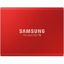 Samsung SSD Portable T5 1 To rouge