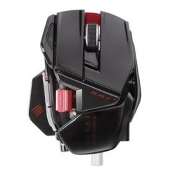 Mad Catz R.A.T. 9 Gloss Black