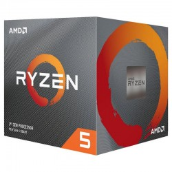AMD Ryzen 5 3600X Wraith Spire (3.8 GHz / 4.4 GHz)