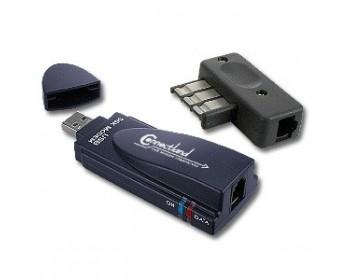 CONNECTLAND MODEM-FAX USB 56 KBPS V92