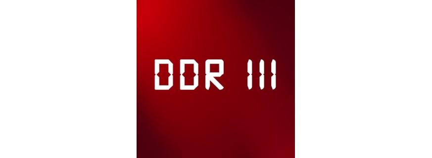 Mémoire DDR III